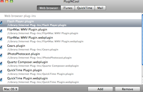 PlugINCool- dodatki programów