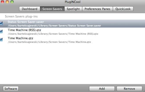 PlugINCool- dodatki systemowe
