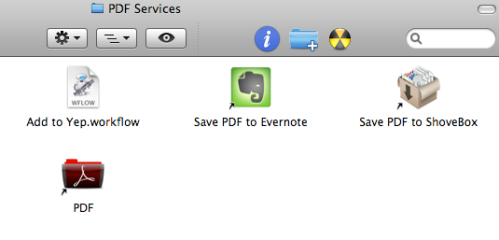 własny alias w PDF Services