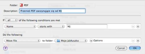 Przenieś PDF zaczynające się od MJ